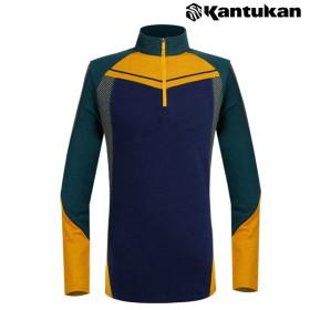 [칸투칸] T309 헨젤 남성 집업 티셔츠