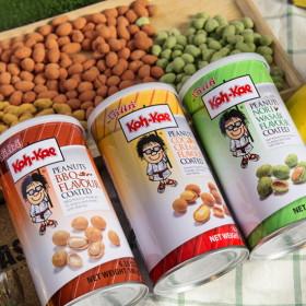 태국 인기과자 한국상륙! 코케 땅콩과자 노리와사비/코코넛크림/바베큐 40g,180g