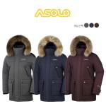 [남성] 이태리 명품 브랜드 ASOLO 프레스티지 구스재킷  세트