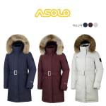 [여성] 이태리 명품 브랜드 ASOLO 프레스티지 구스재킷 세트