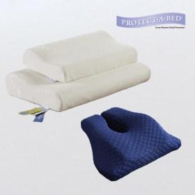 건강한 숙면을 위한 메모리폼베개/다운필 베개솜