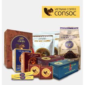 페이퍼필터로 언제 어디서나 즐기는 베트남 콘삭(Consoc)커피 골라담기!