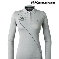 [칸투칸] T575 여성 카라 티셔츠