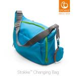 유모차용 기저귀가방(Changing Bag) - 어반 블루(Urban Blue)