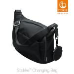 유모차용 기저귀가방(Changing Bag) - 블랙(Black)