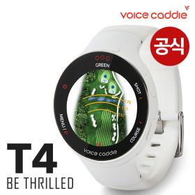 보이스캐디 T4 시계형 거리측정기/화이트/공식판매원