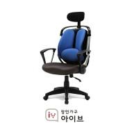 홈오피스 시스템 프로 M형 의자 (그린,레드,블랙,블루)