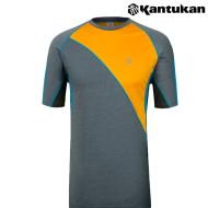 [칸투칸] T240 다이나믹 클라이밍 남성 라운드 티셔츠