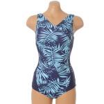(여성실내) 여성용 실내수영복(EQPSO39-NVY)
