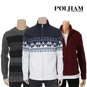 [폴햄] 한정 혜택가로♥ 즐기는 겨울 이너 모음전! 집업/니트/후드/맨투맨 8종택1