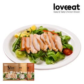 [러브잇] 간편하게 먹기좋은 슬라이스 닭가슴살 1팩 3종 모음전!