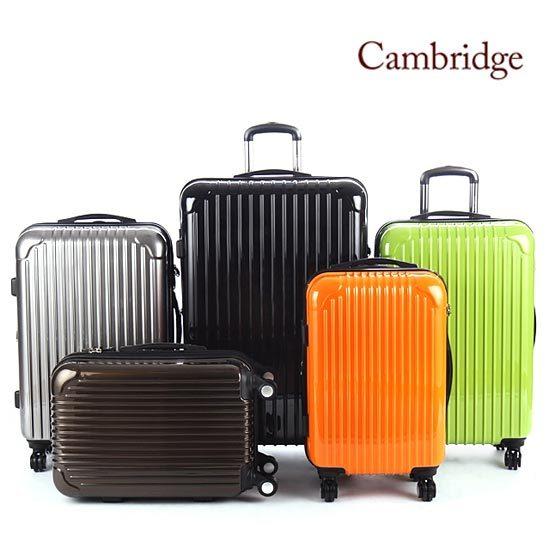 [캠브리지] PC+ABS TSA 확장형 여행가방 24인치(2031)