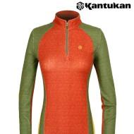 [칸투칸] T710 25% 더 가벼운 여성 집업 티셔츠
