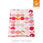미니침대시트(Mini Flat Sheet)-실루엣핑크