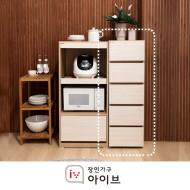 헤이유 미니 5단 서랍장