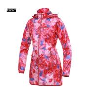 여성용 바람막이자켓 LD 프린티드 하프 자켓 MMHUJ516