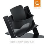 트립트랩 베이비세트(Baby Set) - 블랙(Black)