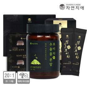 [1주년 반값할인!] 10배 고농축 추출물 전설의 보이차 정제형/분말