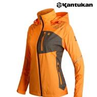 [칸투칸] J703 멜란지 2-Layer 텍스피라 여성 방수 자켓