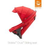 크루시 시블링 시트(Sibling Seat) - 레드(Red)