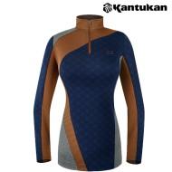 [칸투칸] T835 리앤 여성 집업티셔츠