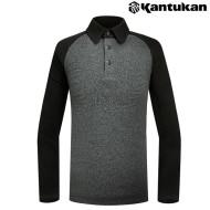 [칸투칸] T475 R.C.P 라글란 남성 카라티셔츠