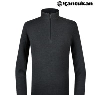 [칸투칸] T447 R.C.P 베이직 남성 보온 티셔츠