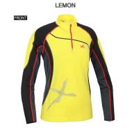 [티셔츠]LD 락 엑스 칼라 블록 짚 티셔츠(MRHST513)*선착순사은품양말증정