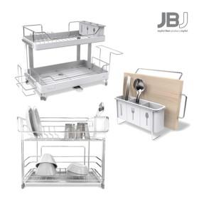 [JBJ] 캔틸/클린와이드/스마트/루체/베이직 식기건조대 (택1)