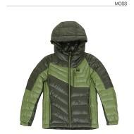 [이월 키즈 다운] 스톤에이지 리버시블 다운 자켓(MKIWD900)