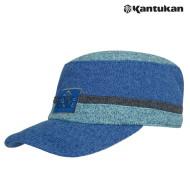 [칸투칸] C410 니팅 기모 배색 군모