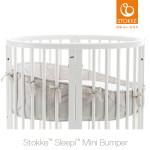 슬리피 미니용 범퍼(SLEEPI Mini Bumper) - 클래식 베이지(Classic Beige)