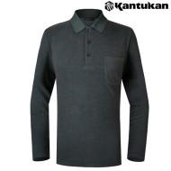 [칸투칸] T479 모노크롬 남성 카라티셔츠
