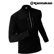 [칸투칸] T312 파워 케블라 숄터 집업티셔츠
