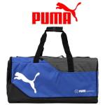 [푸마] Fundamentals Sports Bag M 더플백 스포츠가방 071964-02 그레이블루