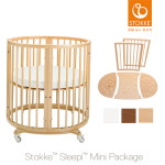 슬리피 미니 침대 패키지 구매시 미니범퍼+미니플랫시트+슬리피피티드시트 증정 (증정품색상랜덤)