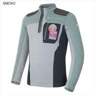 14년 F/W 시즌 MILLET 남성 등산티셔츠 드메송 집업 티셔츠 MXJFT003