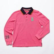 공용 미키 피케 티셔츠(JT3ZTN821UD-PK)