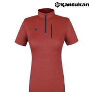 [칸투칸] T605 그랜드 캐니언 여성 집업티셔츠