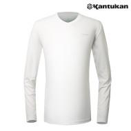 [칸투칸] KTFA96 실크드라이 M 브이넥 티셔츠