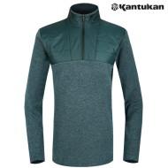 [칸투칸] T496 아이언 골프웨어 티셔츠