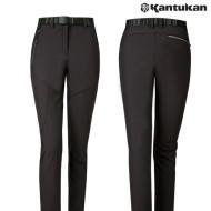 [칸투칸] P864 라인트레킹 여성 스트레이트 팬츠