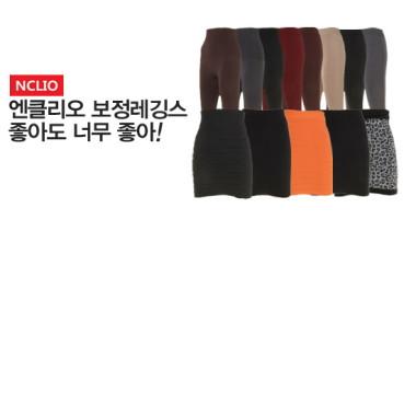 엔클리오 (NCLIO)심리스 기모/ 심리스 복부 보정★ 레깅스, 좋아도 너~어무 좋아!