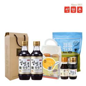 양조간장 선물세트 10종 택1