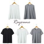 [남성] 리욘느 봄 최신상 모노프렌치 티셔츠 5종 세트