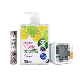 스마트한 건강관리! 휴비딕 건강측정용품BEST (혈압계/체온계/저주파자극기/체중계)