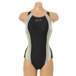 (여성실내) 여성용 실내수영복 (EQFLO61BLK)