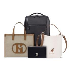 [캉골/닥스/프라다] 셀럽들의 핸드백/지갑부터 인기 브랜드 명품까지! 이번달 마지막 찬스