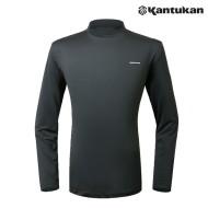 [칸투칸] KTFA97 실크드라이 M 목폴라 티셔츠