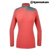 [칸투칸] T831 그레이스 여성 보온티셔츠